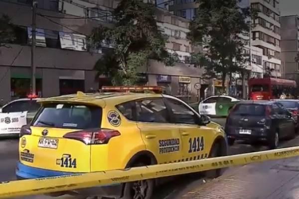 Joven ciclista muere tras ser atropellada por bus del Transantiago en Providencia