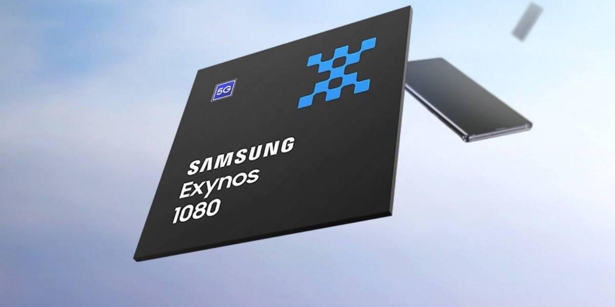 Samsung Exynos 1080 abre una nueva era a 5 nanómetros