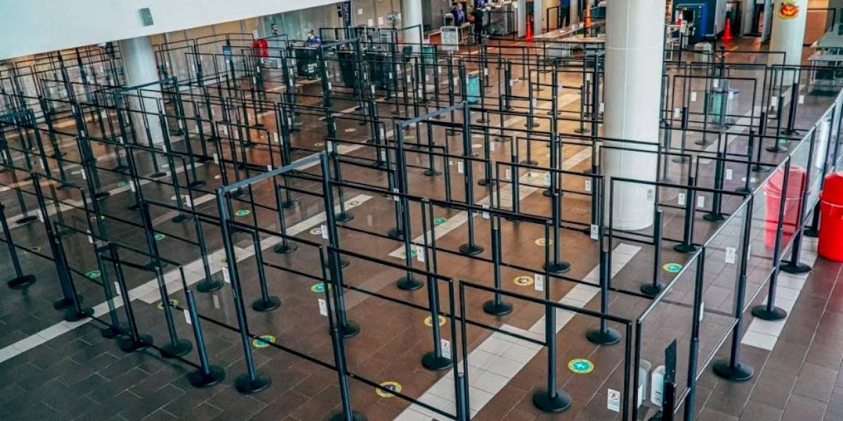 Acreditan al aeropuerto LMM por sus medidas de salud para prevención contra el COVID-19