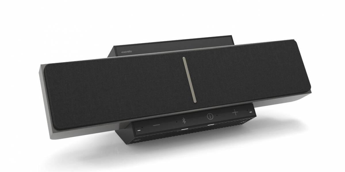 Música y películas directo a los oídos: Dispositivo transmite sonidos sin necesidad de audífonos
