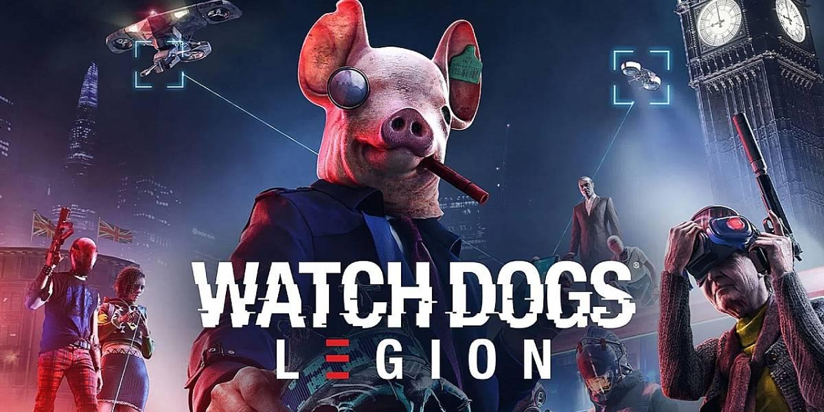 Review de Watch Dogs Legion: explorando Londres como nunca antes [FW Labs]