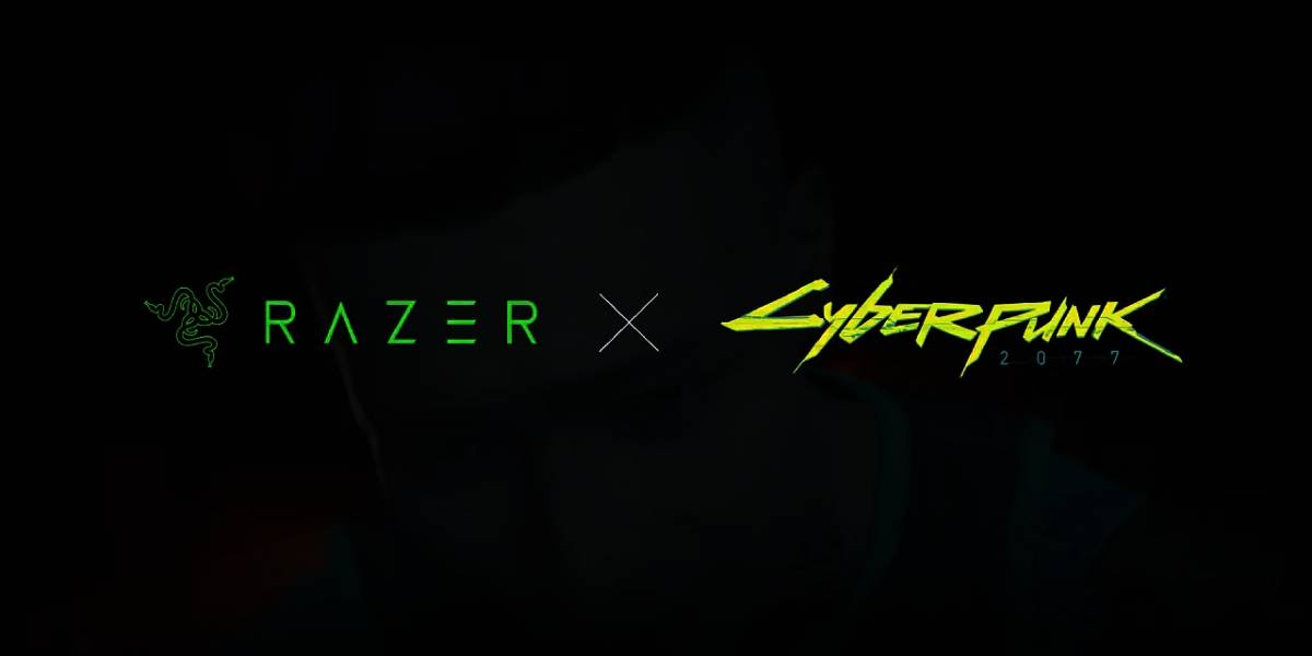Cyberpunk 2077 y Razer lanzan un mouse increíble de colección