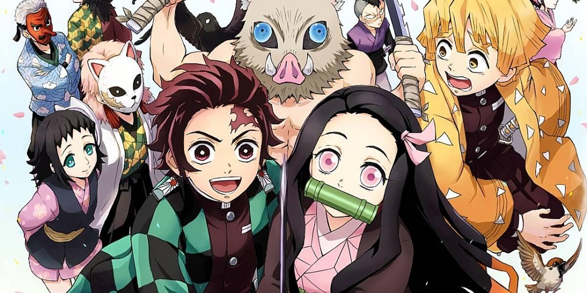 Anime: existe un termino para el acoso que obliga a ver Kimetsu no Yaiba