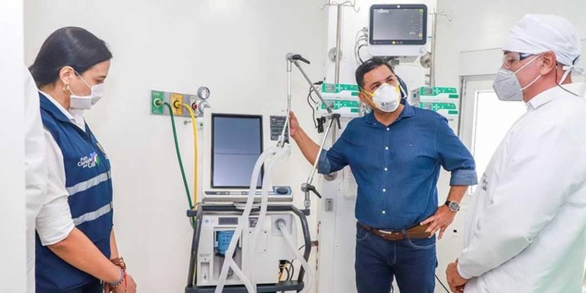 En pleno rebrote de la pandemia, clínica que atiende a pacientes COVID-19 cerrará