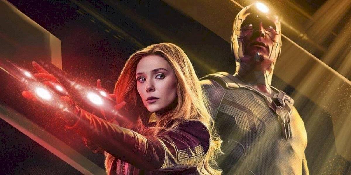 Marvel: se confirma la fecha de estreno de WandaVision en Disney +