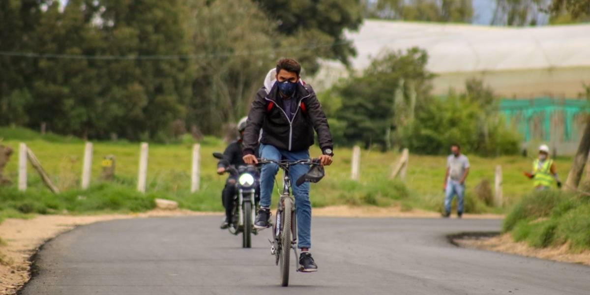 El circuito de ciclomontañismo más grande de América Latina rodeará Bogotá