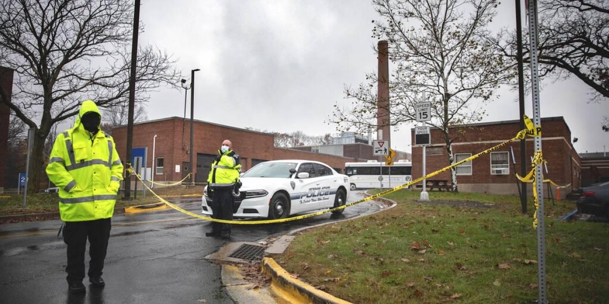 Dos muertes tras explosión en hospital de Connecticut