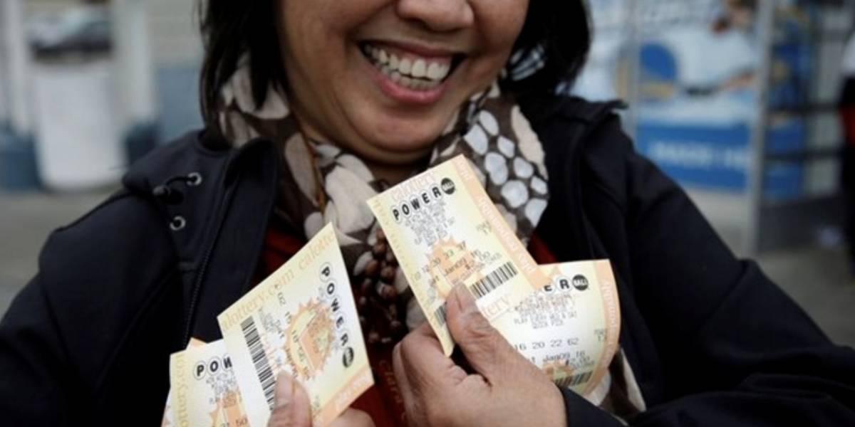 Chile se prepara para llevarse a casa los 127 mil millones de pesos de la lotería estadounidense Powerball