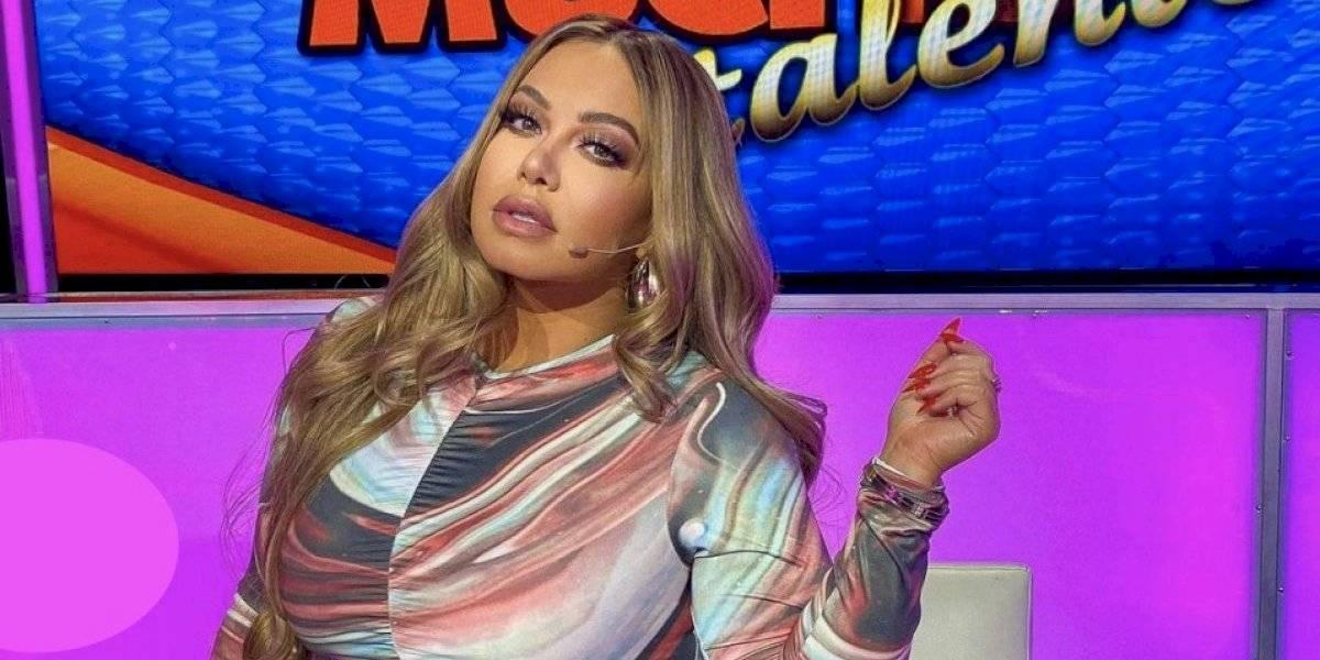 La cantante Chiquis se separa también ¿del apellido Rivera?