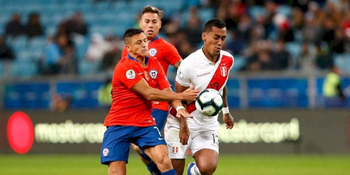 CHILE vs PERÚ Gratis | En Vivo Online Link Eliminatorias Sudamericanas Catar 2022
