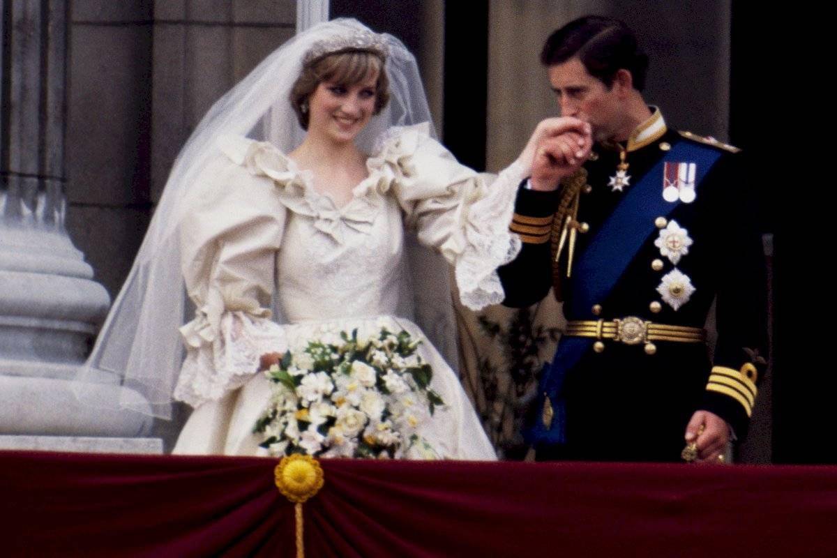 La boda del príncipe Carlos y la princesa Diana fue una de las más seguidas en la historia de la realeza