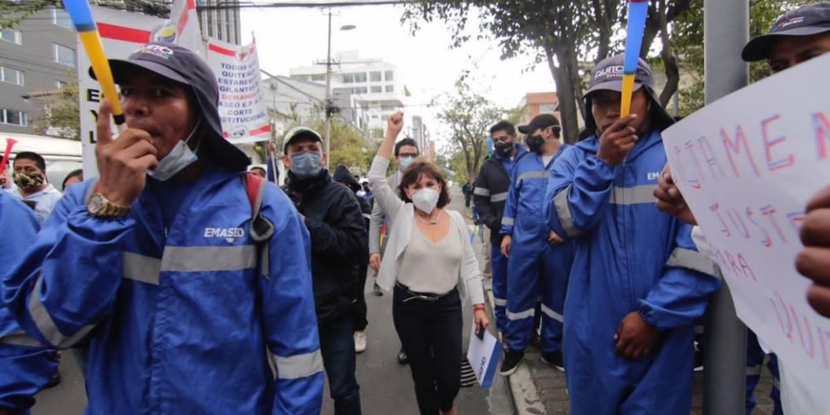 EMASEO EP presentó Acción Extraordinaria de Protección para que se deje sin efecto sentencia de jueces de Guayaquil