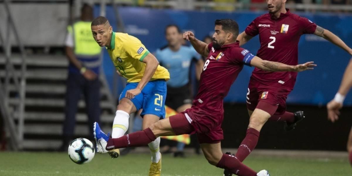 Brasil vs. Venezuela, ¿dónde y a qué hora ver el partido de las Eliminatorias?