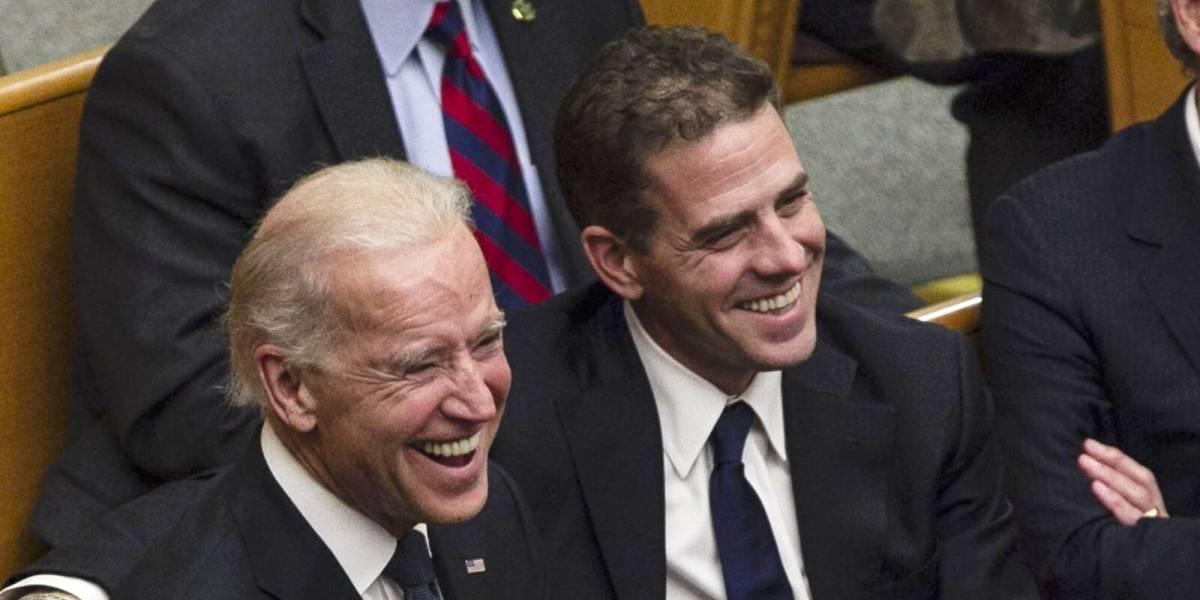 La escandalosa vida de los Biden:  Desde hijos ilegítimos, hasta drogas y plagios