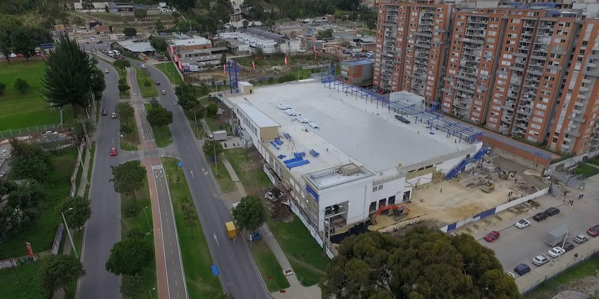 Supermercado de gran superficie será inaugurado en los próximos días en el norte de Bogotá