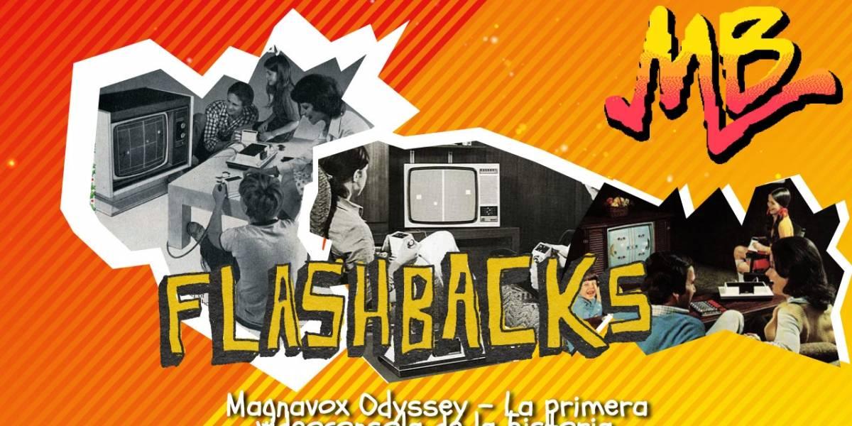 Magnavox Odyssey ¿Recuerdas la primera videoconsola de la historia?