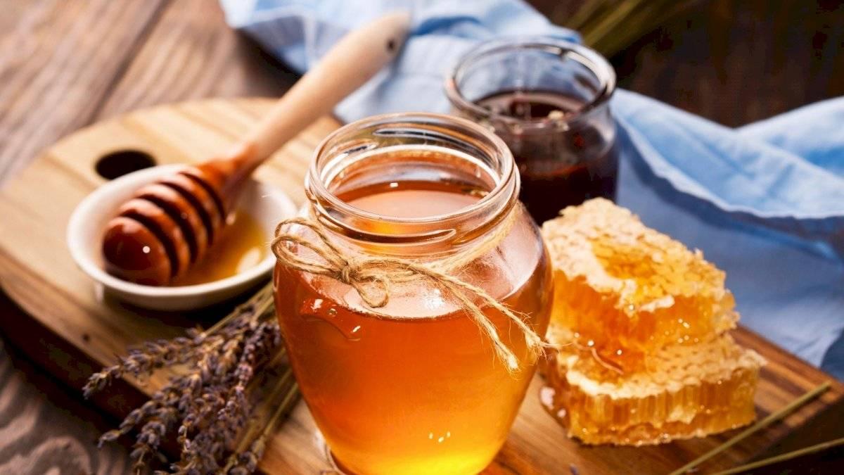 La miel tiene grandes propiedades para el cabello