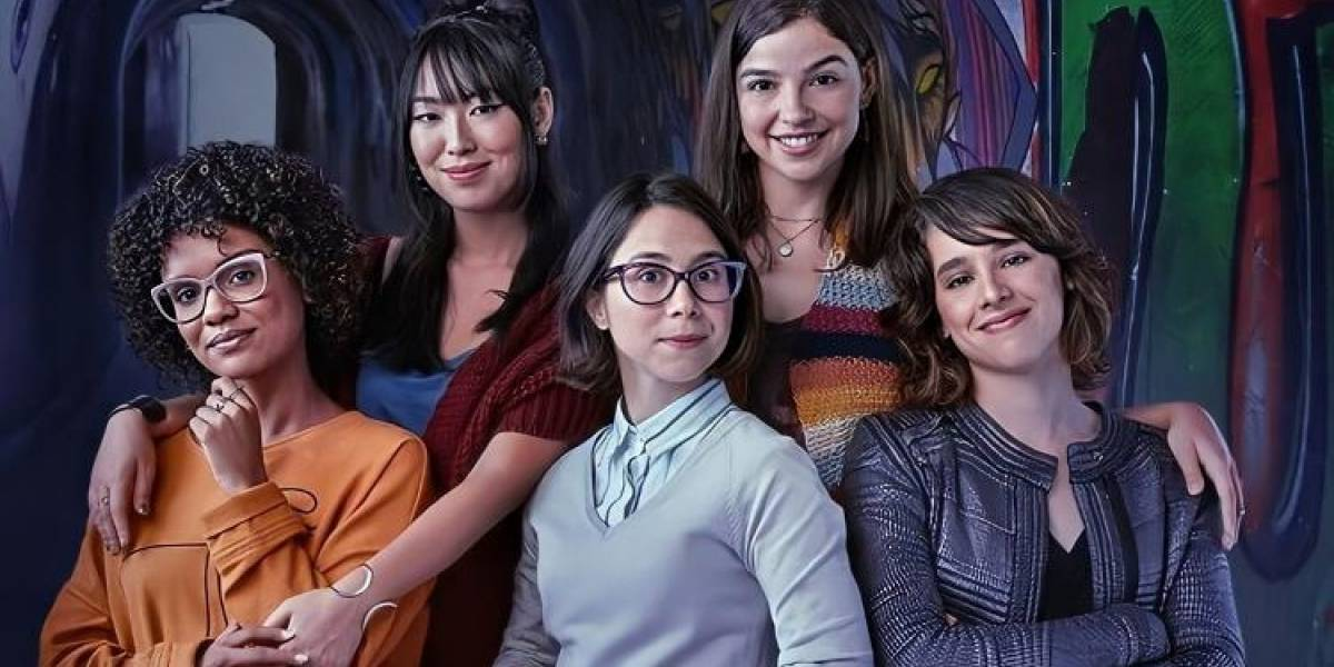 "Este será o tema principal da primeira temporada de ""As Five"""