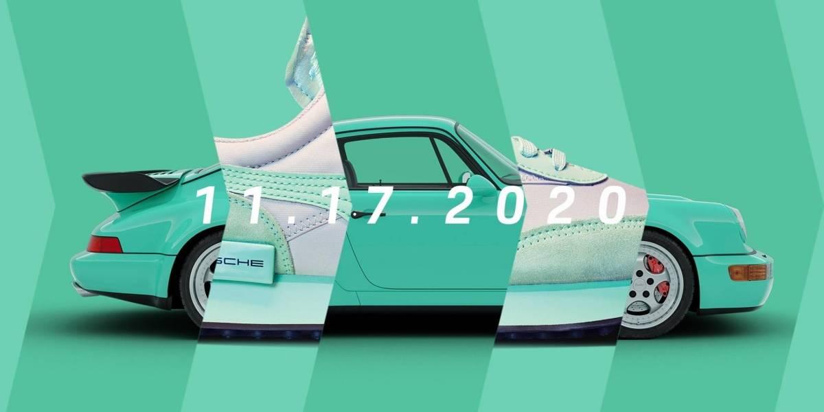 Puma y Porsche se aliaron para diseñar unas zapatillas inspiradas en el mítico modelo 911