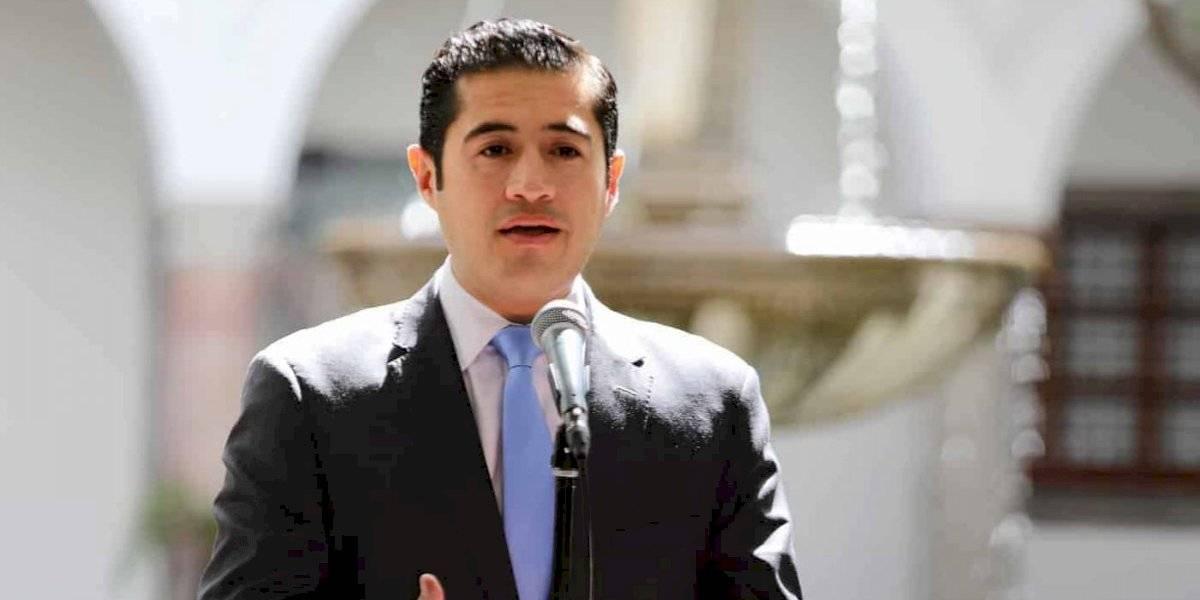 Richard Martínez, exministro de Finanzas de Ecuador, nombrado vicepresidente de países del BID