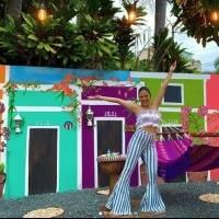 """Joven diseñadora """"se lleva"""" el Viejo San Juan para su casa"""