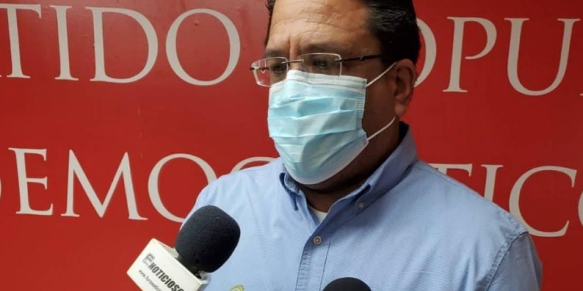 """Secretario general del PPD rechaza """"nombramiento"""" que realizó Tatito Hernández para escrutinio general"""
