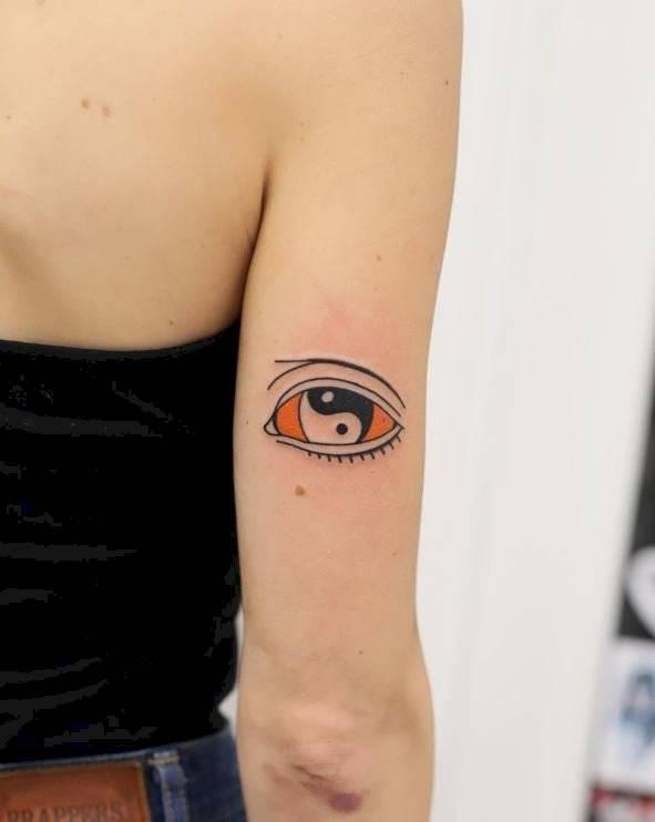 Tatuajes del yin yang