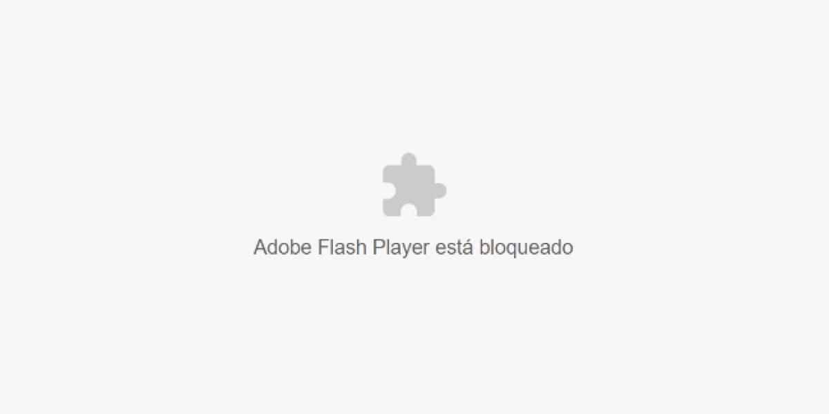 Google Chrome: De esta manera puedes solucionar los problemas de Adobe Flash Player en el navegador