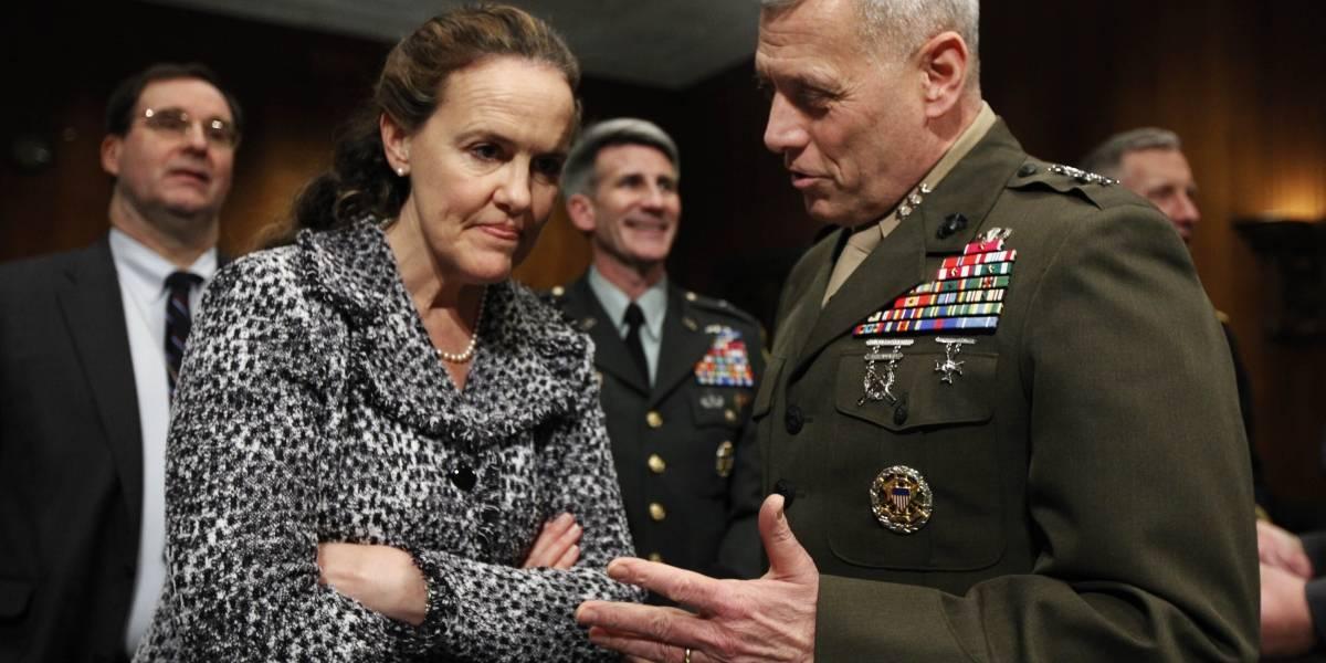 Biden designaría a la primera mujer jefa del Pentágono