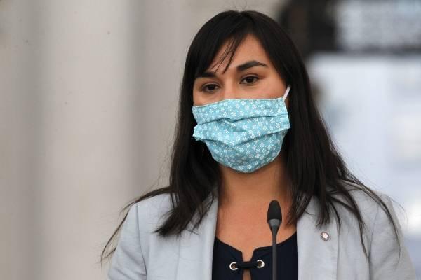 """Izkia Siches: """"Exigimos disculpas públicas del ministro de Salud"""""""