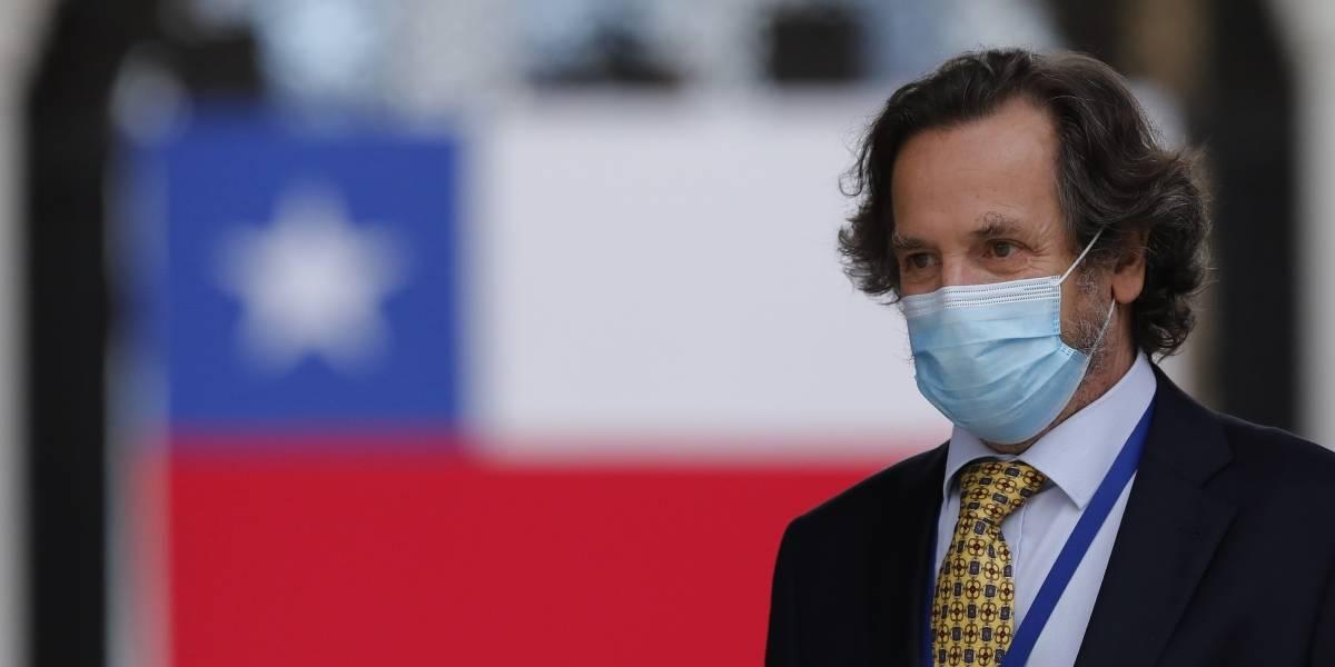 """Subsecretario de Redes Asistenciales insiste que acusación en su contra """"no tiene fundamento"""""""