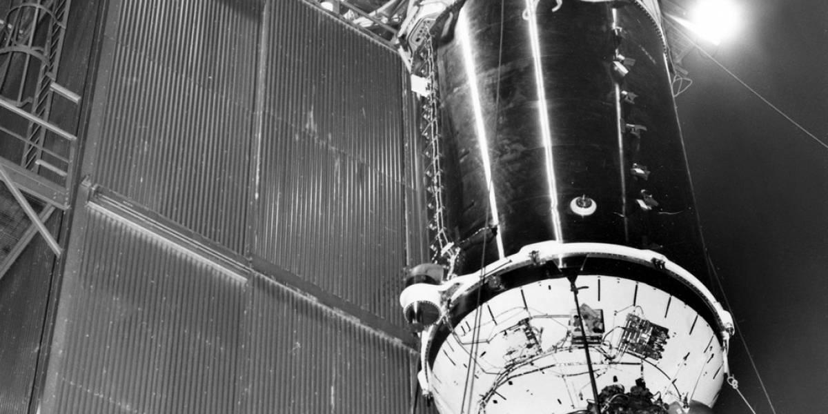 Un cohete perdido de la NASA de 1966 volvió a la órbita de la Tierra en 2020