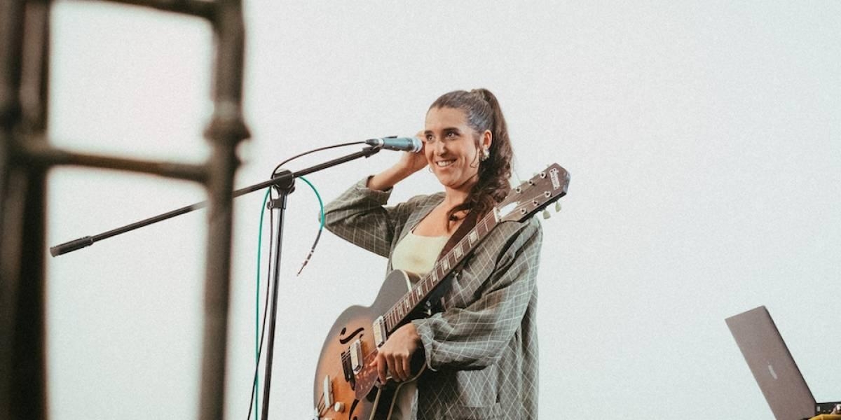 Andrea Cruz culminará el ciclo de su segunda producción con un concierto documental