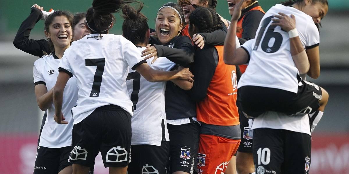 Fútbol femenino: Colo Colo derrotó a Fernández Vial y sigue líder junto a la UC