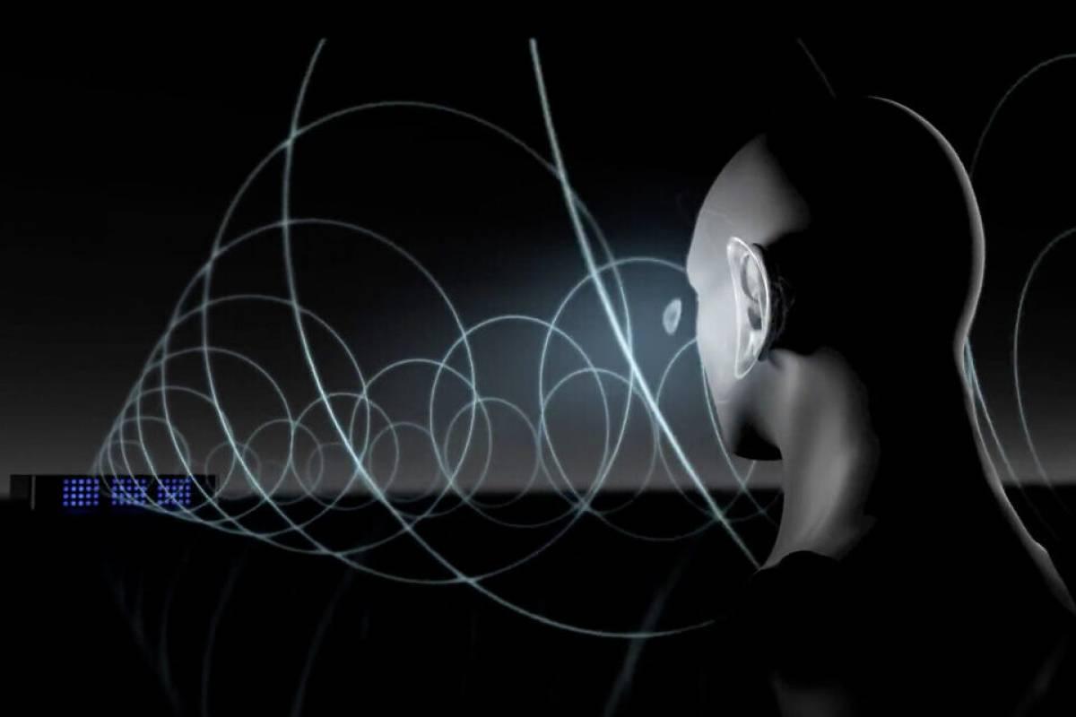 El SoundBeamer de Noveto: Música sin audífonos y sin que los demás la  puedan escuchar