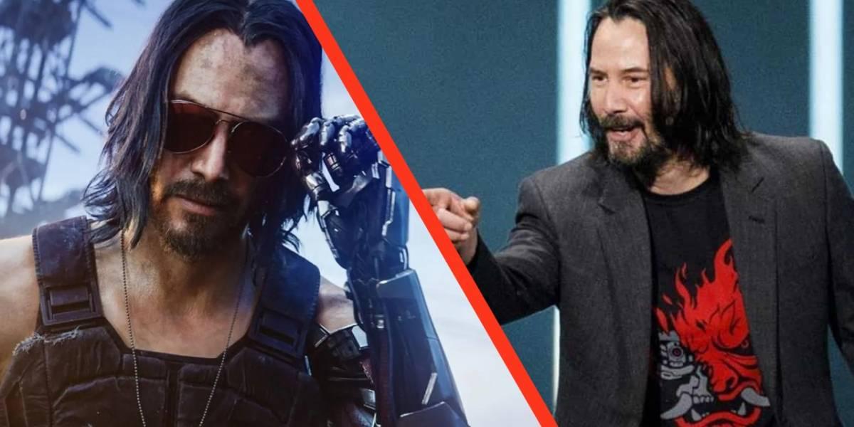 Cyberpunk 2077: se filtra lista de logros con referencia a Keanu Reeves