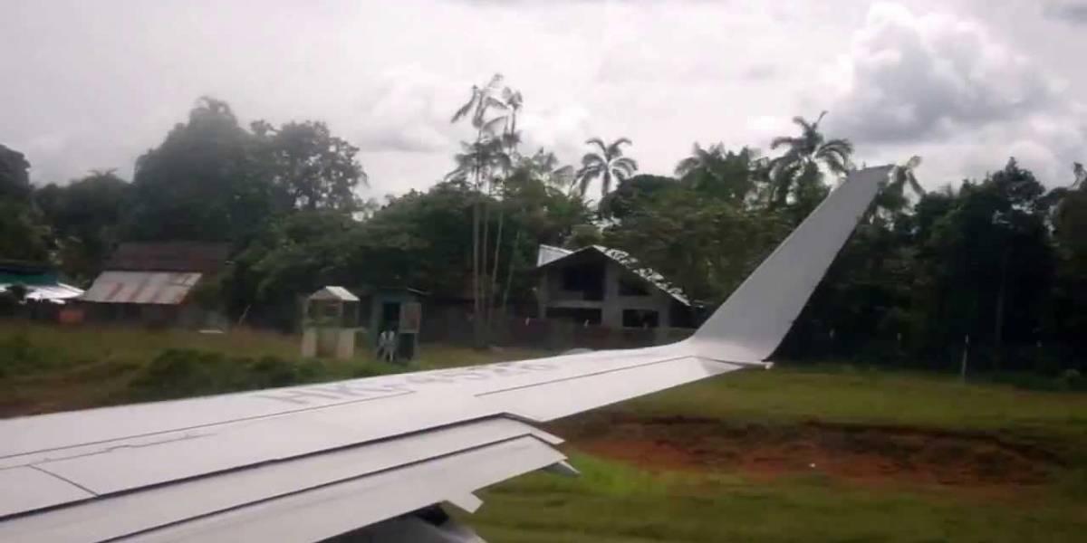 Reportan accidente de una avioneta cerca al aeropuerto de Mitú en Vaupés