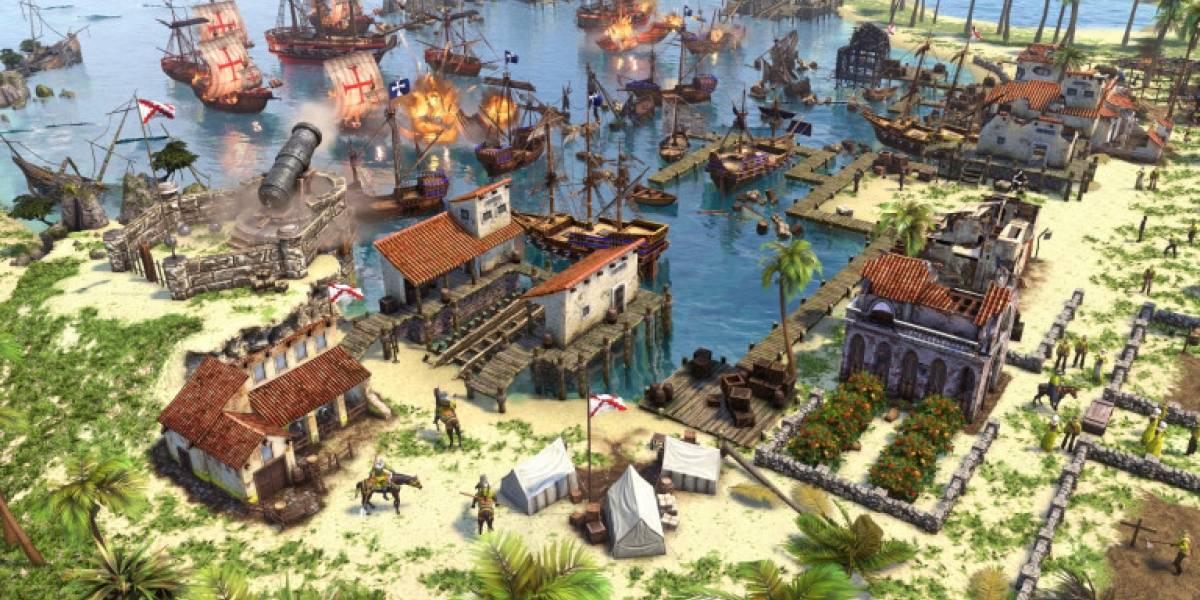 """Quince años después de lanzar el original: así es """"Age Of Empires III: Definitive Edition"""""""