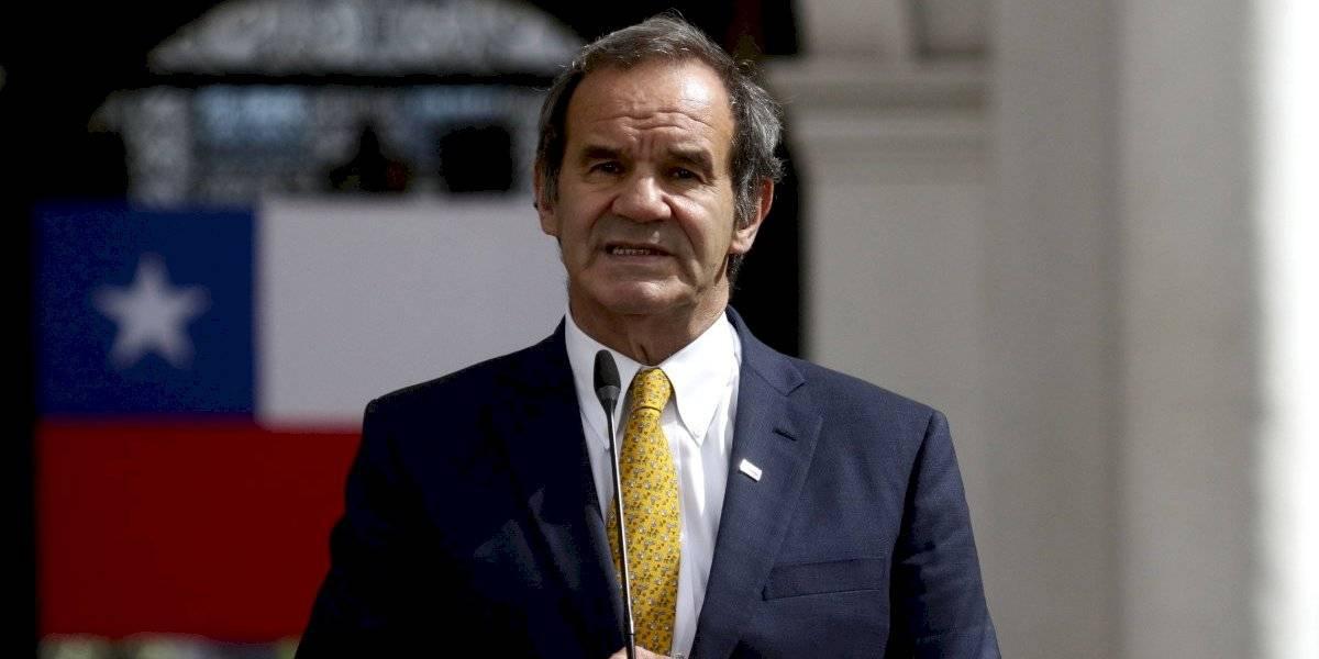 Andrés Allamand se descarta de la carrera presidencial 2021