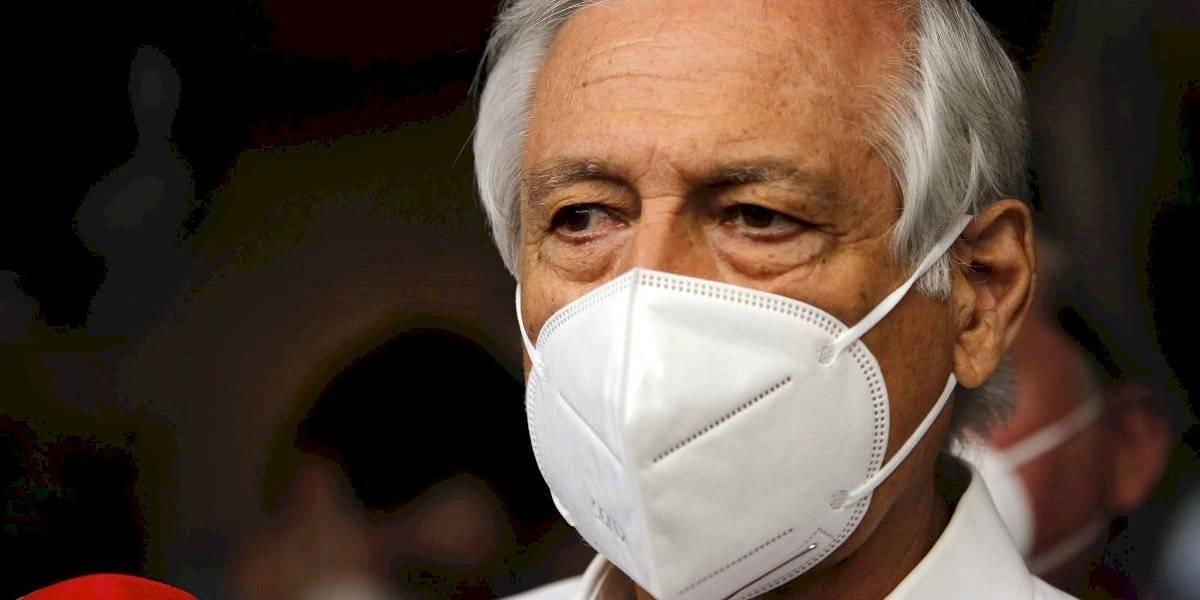 """Heraldo Muñoz por situación en Perú: """"La represión y muerte deben ser condenadas"""""""