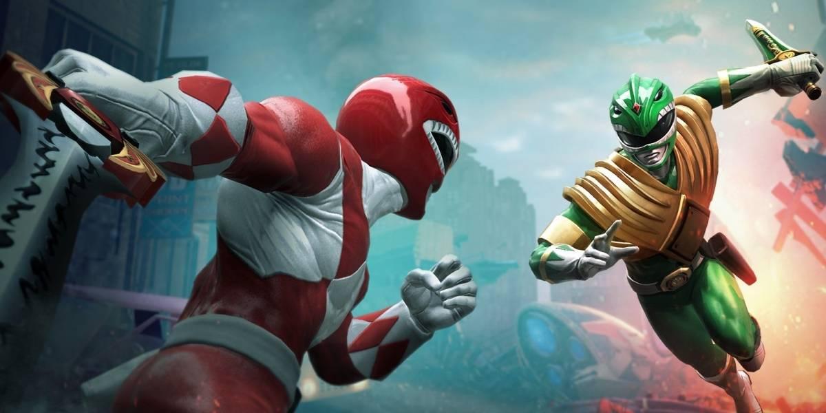 """Power Rangers: Battle for the Grid"": un juego con gran potencial"