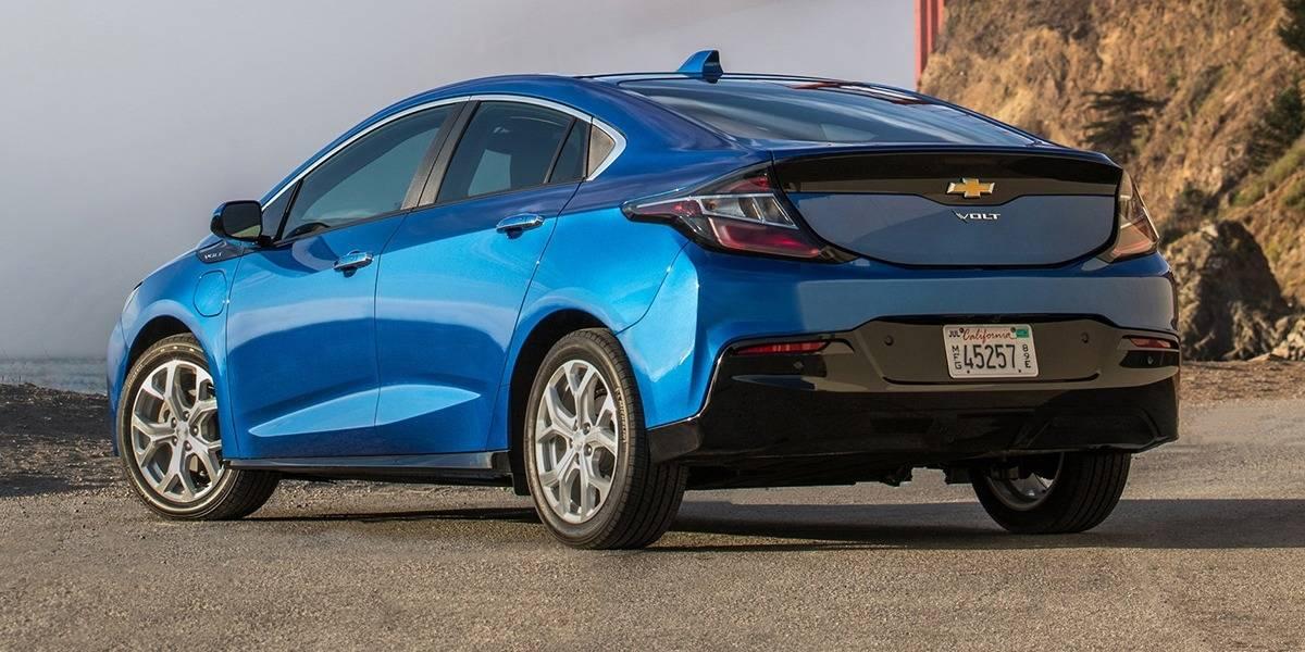 GM retira casi 69 mil autos Chevy Bolt por batería que se incendia