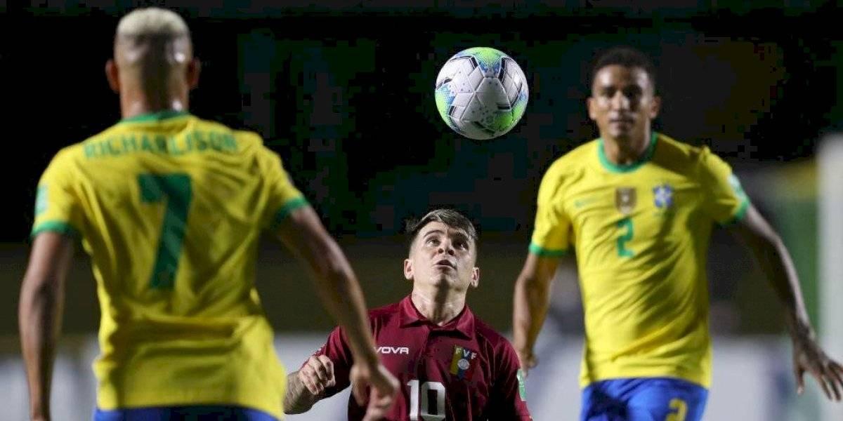 """""""Imagínate la magnitud de que un jugador de Venezuela como Soteldo sea el '10' del Santos"""""""