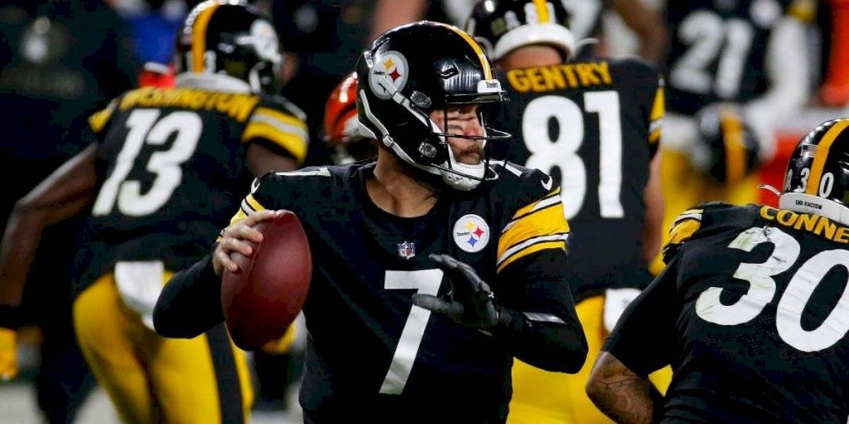 Steelers mantienen invicto con gran actuación de Roethlisberger