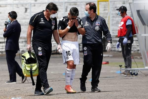 Colo Colo no para de sufrir: Óscar Opazo será baja por seis meses