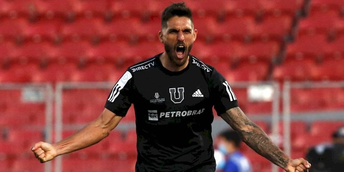 La U logró revitalizador triunfo ante Wanderers mientras espera a Dudamel
