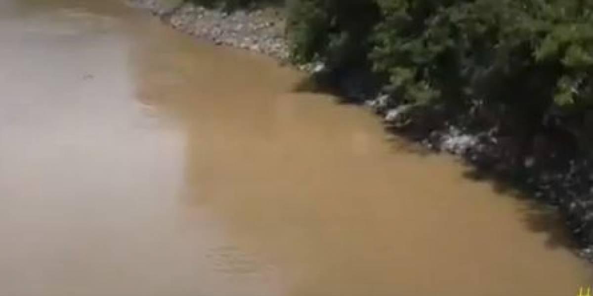 Encuentran cuerpo de un pequeño de tres años en el río Cauca