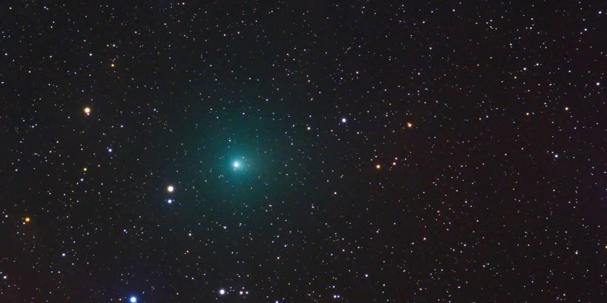 Un cometa verde se encuentra en su punto más cercano a la Tierra