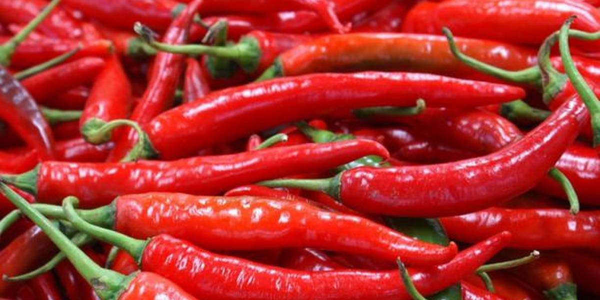 Nuevo estudio relacionó el consumo de chile o ajíes con el riesgo de muerte
