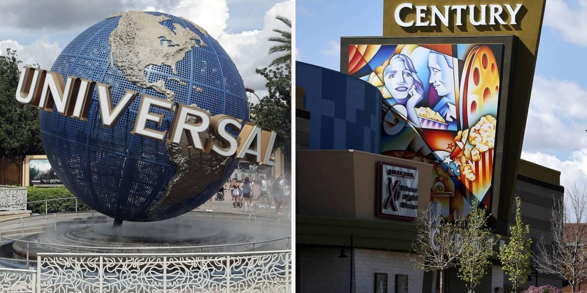 Universal y Cinemark acortarán ventana de exhibición